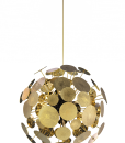 Newton Sphere Chandelier